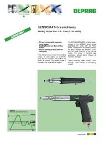 變扭型氣動螺絲起子-Sensomat