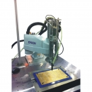 SCARA單軸吹氣送料螺絲鎖附系統