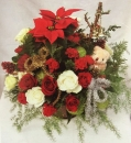 耶誕節盆花 (1)