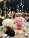 餐桌花藝佈置 (2)