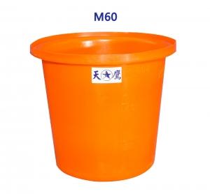 塑膠桶圓形