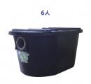塑膠化糞池