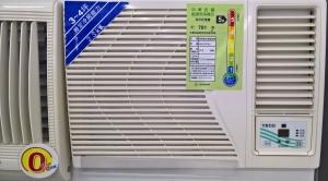 TECO東元高能效窗型冷氣