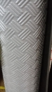 PVC塑膠鐵板紋地墊