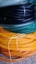 PVC塑膠園藝管(明綠管)