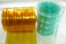 PVC冷凍門簾/耐寒門簾/防蟲門簾(全透明/透明黃/透明綠)