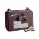 AMANO PR-600 巡邏鐘