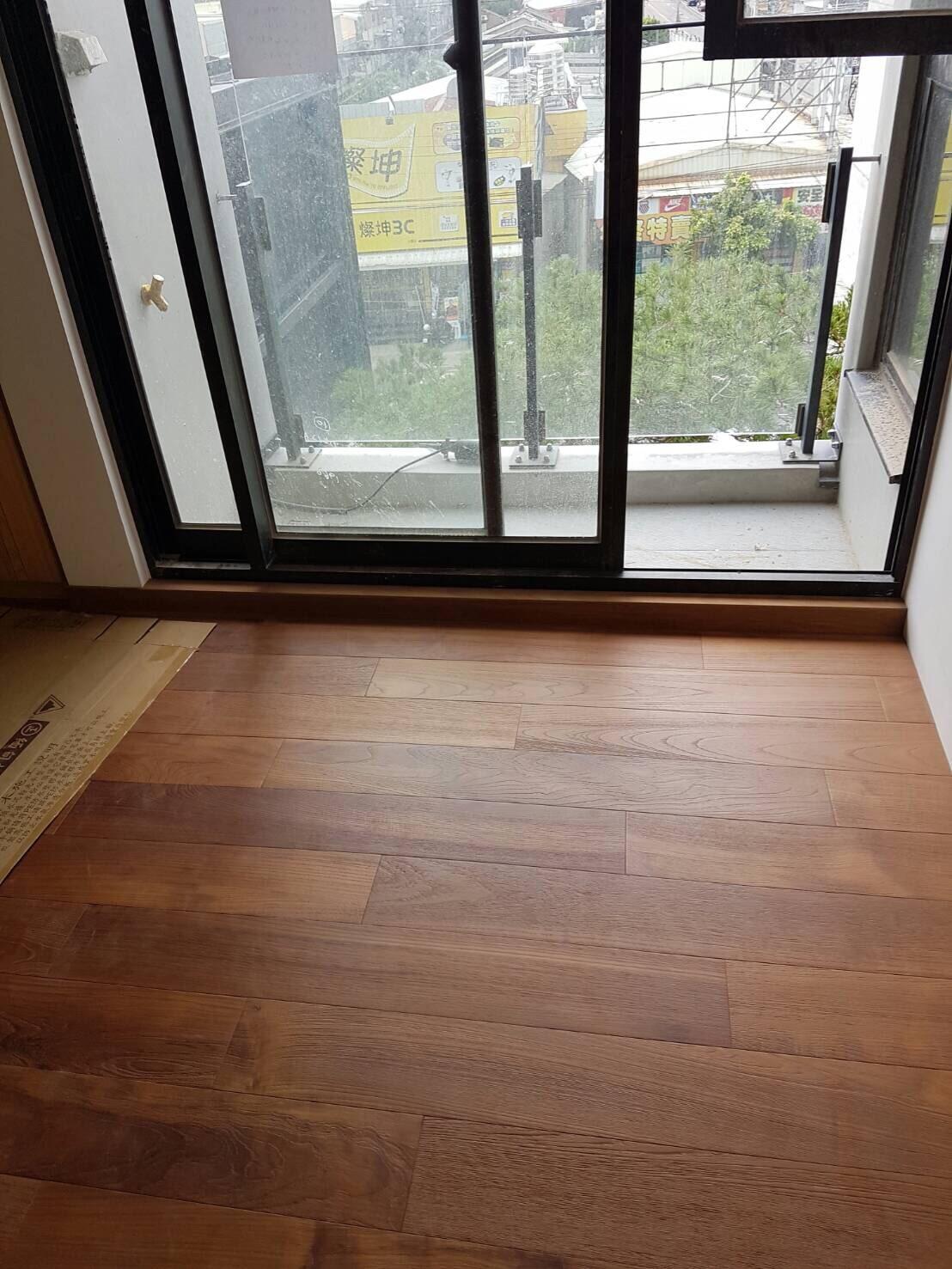 緬甸柚木實木地板 (7)