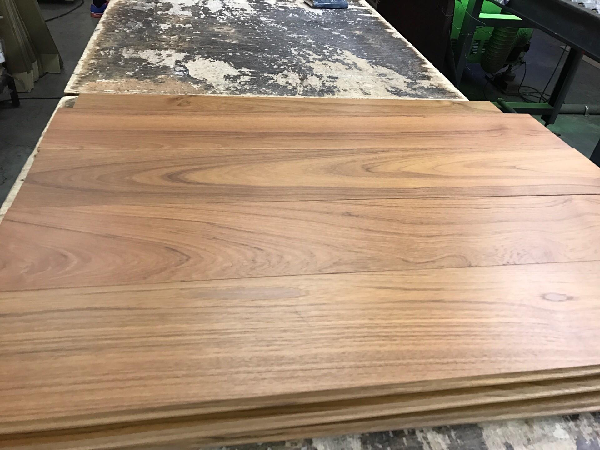 緬甸柚木實木地板 (2)