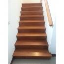 竹山樓梯板施工