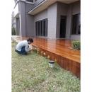 彰化戶外木地板施工