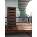 室外實木-緬甸柚木地板