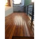 陽台實木-緬甸柚木地板