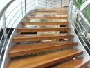 樓梯木地板