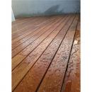 緬甸柚木地板-防水性佳