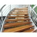 緬甸柚實木樓梯板