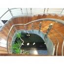 實木-緬甸柚木樓梯板