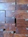 緬甸柚木實木大方料,樓梯板_180331_0018