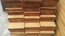 緬甸柚木實木樓梯板,庫存保存30000材_180331_0003