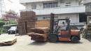 緬甸柚木實木樓梯板,庫存保存30000材_180331_0004