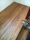 緬甸柚木實木指接拼板,樓梯板施工完成品_180331_0003