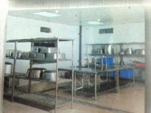 不銹鋼廚房設備