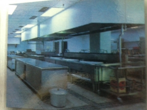 不銹鋼廚房餐飲設備