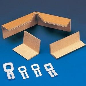 三角墊 角紙護墊 自立塑扣