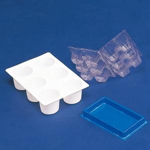 PVC、PP、PS、PET真空成型盒、導電成型盒、抗靜電成型盒