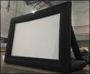 充氣電影屏幕