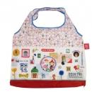 日本ECOUTE!可收納大型環保購物袋B017C0165S5362306