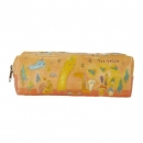 日本TOY TRICK筆袋(黃橘)B017C0180S4543080