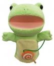 日本Original Soft Toy 青蛙手偶玩具B017C0215S3439257