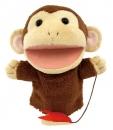 日本Original Soft Toy猴子手偶玩具B017C0218S3439256