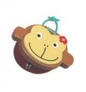 日本Rub a dub dub木製動物玩具響板(5種款式)B017C0224S3439475