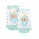 日本Anano café嬰兒襪子(藍)B017C0235S5571691
