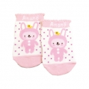 日本Anano café嬰兒襪子(粉)B017C0236S5571690