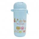 日本Anano café北鼻零食簡便存放瓶(藍)B017C0253S5362295