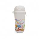 日本Anano café北鼻零食簡便存放瓶(白)B017C0256S5362290