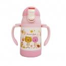 日本Anano café輕量級手握不鏽鋼冷水壺(粉)B017C0258S5362300