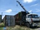 貨櫃屋吊掛工程