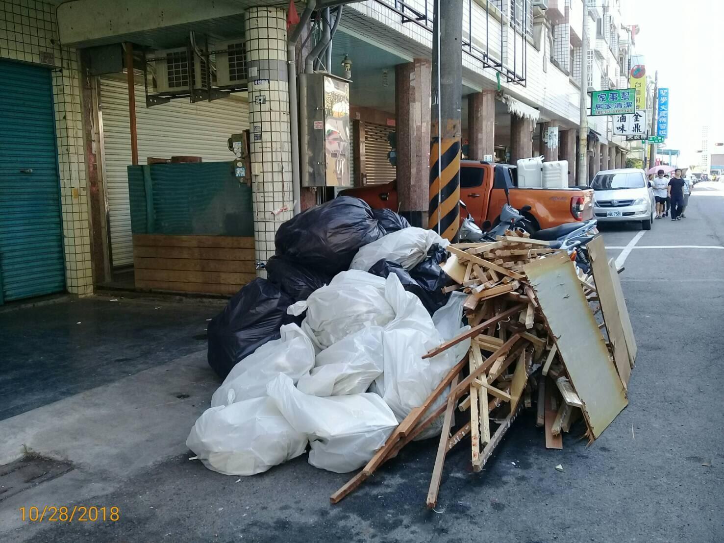 裝潢工程廢棄物清除