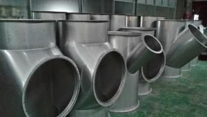 45度斜插三通-不銹鋼全焊