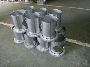 三通本體管身-不銹鋼半成品