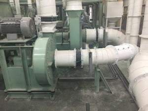 集塵風管系統