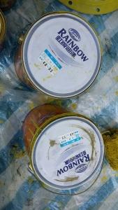鍍鋅油漆-二劑型