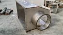 四方風管插嘴圓管-不銹鋼