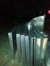 造型圓弧風管