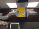 靜電機-除油煙設備