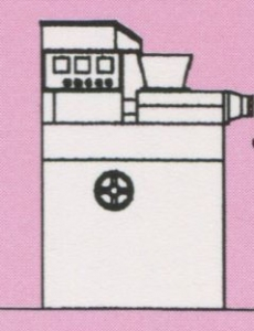 CH-150B 圓球口香糖生產線